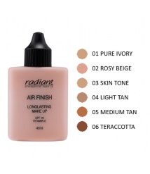 RADIANT AIR FINISH LONG LASTING MAKE UP