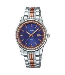 Casio Analog Watch for Women LTP-1358RG-2AV