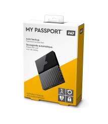 WD PASSPORT External HDD 1TB