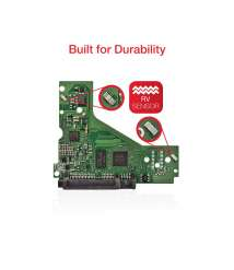 SEAGATE IRON WOLF Internal HDD 6TB