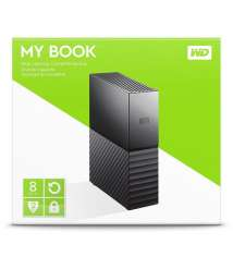 WD Mybook External Hard Disk Drive 8TB
