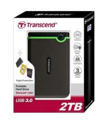 Transcend External HDD 2TB