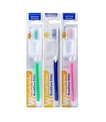 Toothbrush pearlie White  medical