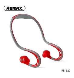 Earphone Bluetooth 4.2 Remax S20 sports Wireless In-ear