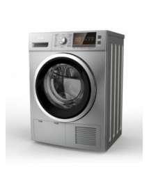 Hilife Dryer 8 KG Silver