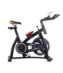 Magnetic bicycle bears high weights