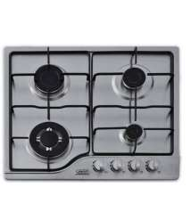 Built in Hob 3 Gas 1 Turbo Stainless steel Alanwar