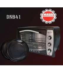 Almasri Electronic Oven black 41 Litter