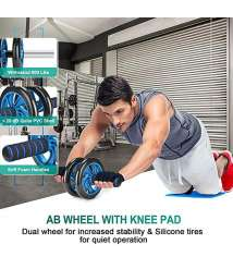 Abs training machine