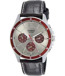 Casio Analog Casual Watch for Men MTP-1374L-7A1