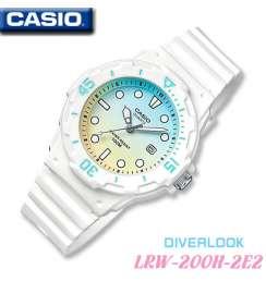 Casio watch for women LRW-200H-2E2