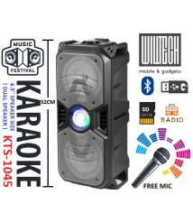 Speaker Bluetooth wireless dual speakers