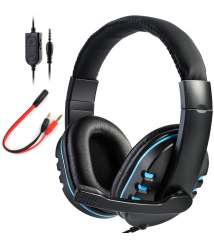 Gaming Headphones G4 with Microphone Wired