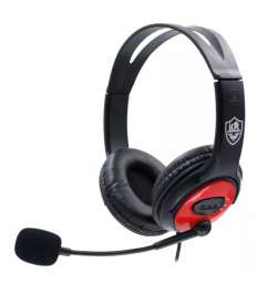 Gaming Headsets Headphones Over-Ear Lightweight Headsets with Mic for PS4, PC & Mobile Phone
