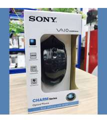 Sony Vaio Charm Series Wired Mouse