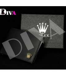 Leather Purse for men Rolex