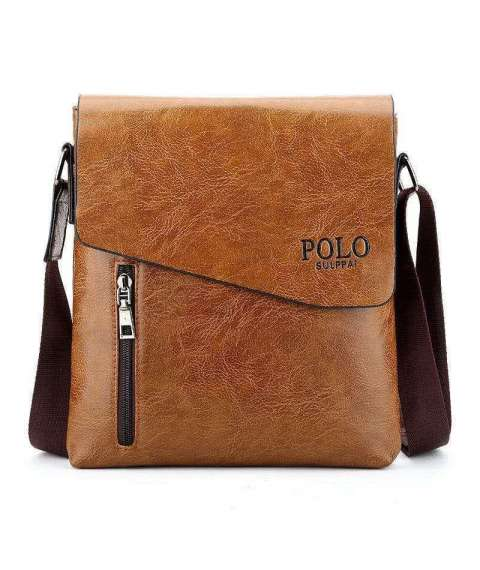 Leather bag Polo Hight quality