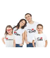 Jad bundle  4 T Shirts For Family
