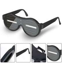 LED Light Up Glasses Party LED Glowing Glasses