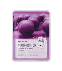 PURENESS 100 COLLAGEN MASK By Tony Moly