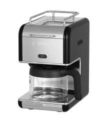 Kenwood Coffee machine 1200 watts black color with heat preservation heater