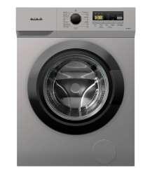 Alhafez washing machine 7 Kilo Silver black door