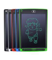Digital Graphics Tablet 8.5 Inch LCD Writing Tablet Electronic Drawing Pad Board Handwriting Tablet+Pen Battery Gift
