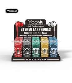 Yookie YK-02 Stereo Earphone Wired