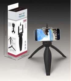Tripod Mobile phone holder EP5 360 degree