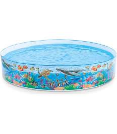 Intex Snorkel Buddies Snapset Pool 244*46cm