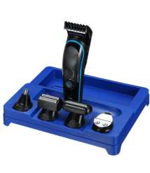Kemei Hair Shaver Full Collection,5 in 1 Hair and Noes