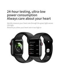 Smart Watch Y60 Bluetooth Call Smart Watch Heart-Rate Monitor Music