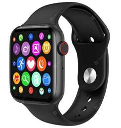 Smartwatch W26+ - 1.75 inch Full Touch HD Screen - Fitness Watch - ECG Heart Rate Monitor Waterproof Bluetooth Call