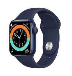 Smart Watch 6 Smart watch Bluetooth call Message waterproof IP68 Multiple dials voice support heart rate X16