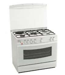 Hi Life Gas/Electric Oven International Stainless Steel 90*60