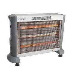 ANWARC Electric Heater salon