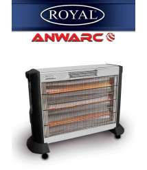 ANWARC Electric Heater salon