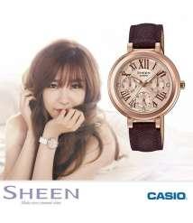 Casio Sheen  Women's Watch SHE-3034GL-7A2