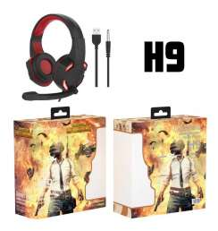 Headphones For Gaming Series H7 with Microphone