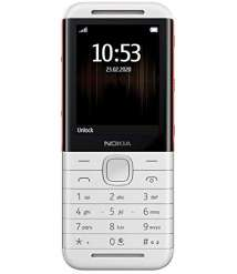 MOBILE Nokia 5310 Dual SIM Feature Phone with MP3 Player, Wireless FM Radio and Rear Camera)
