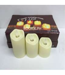 3pcs battery vibrator wax kit