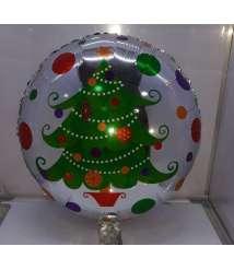 Balloon Sylvan Christmas Tree