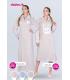 Dadoush winter robe