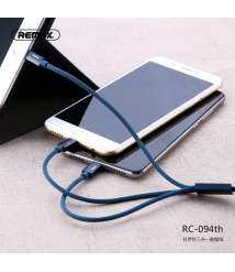 Remax Regor Data Cable RC-098 for Lightning / Micro / Type-C Fast Charging