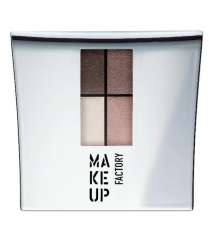 Eye Shadow Colors By MAKE UP FACTORY