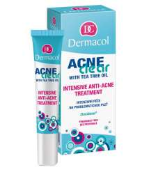 Cream for intensive acne treatment Dermacol