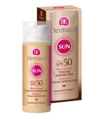 Dermacol Sun Protection Water Resistant Cream  50SPF
