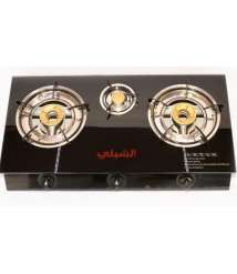 Cooker 3 heads crystal crystal brand Shibli