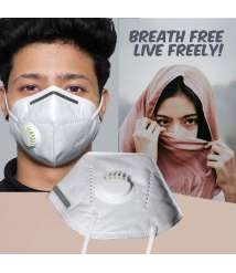 N95 Mask with filter
